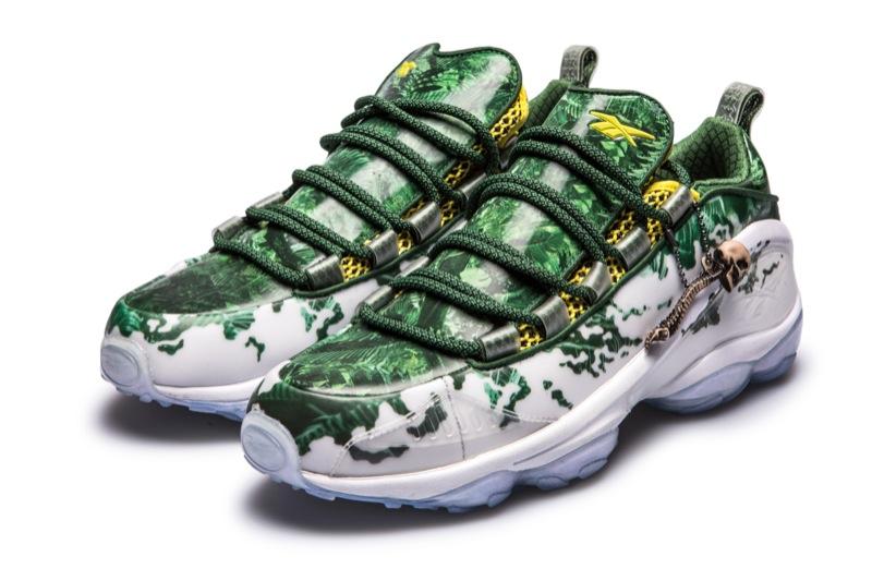 Reebok Creates DMX Run 10 Sneaker for
