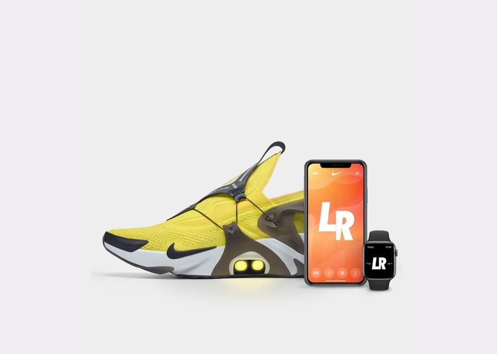 Nike Adapt Huarache Sneakers Offer