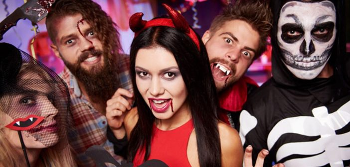Halloween Party Hong Kong 2020 These Are the Best Hong Kong Halloween Parties & Packages for 2020